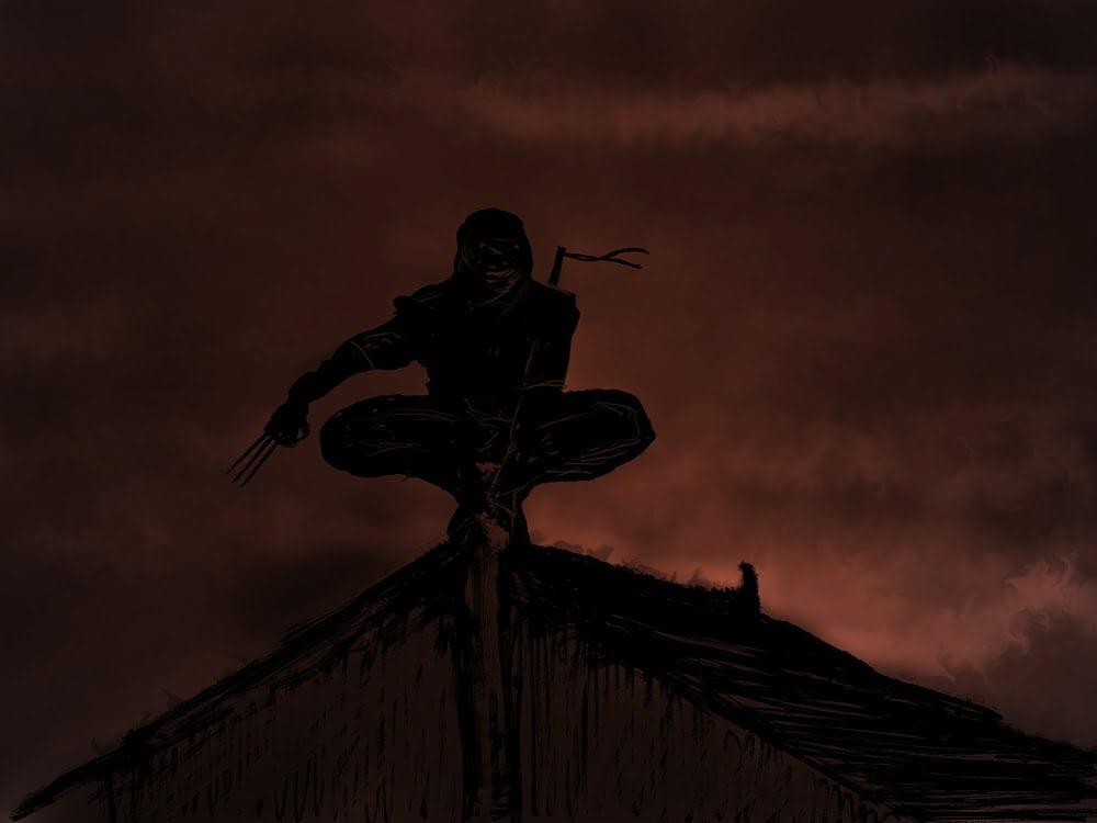 Último ninja do Japão Jinichi Kawakami