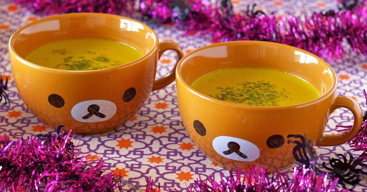 Sopa de Kabocha