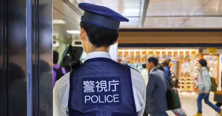 crimes no Japão