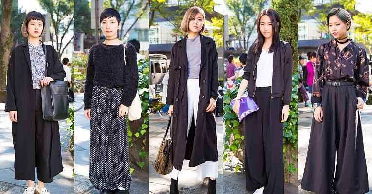 Tendências fashion do Japão