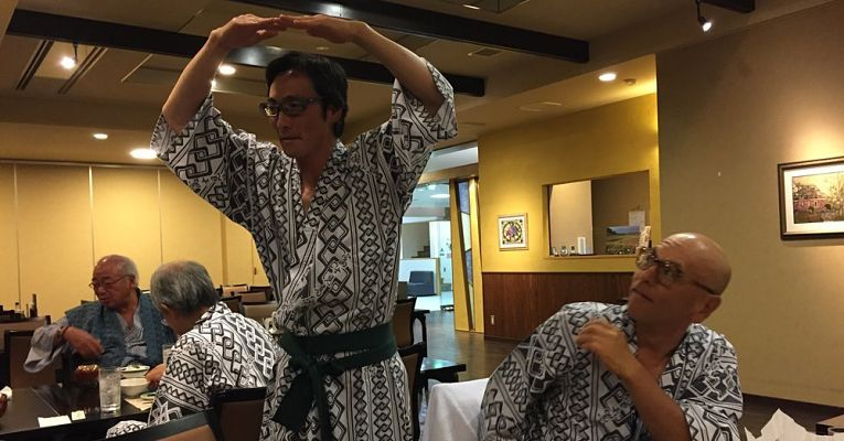 Linguagem corporal da cultura japonesa