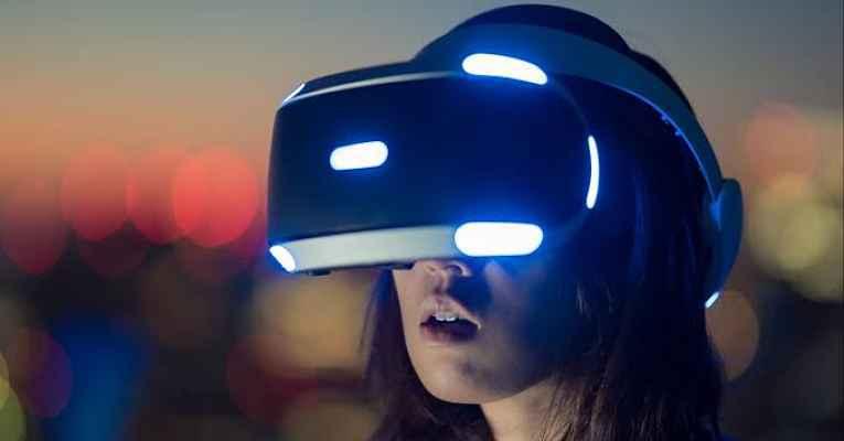 realidade virtual no Japão