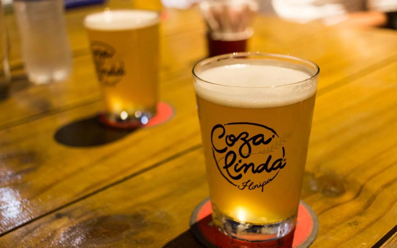 Onde beber em Florianópolis: Cervejaria Coza Linda