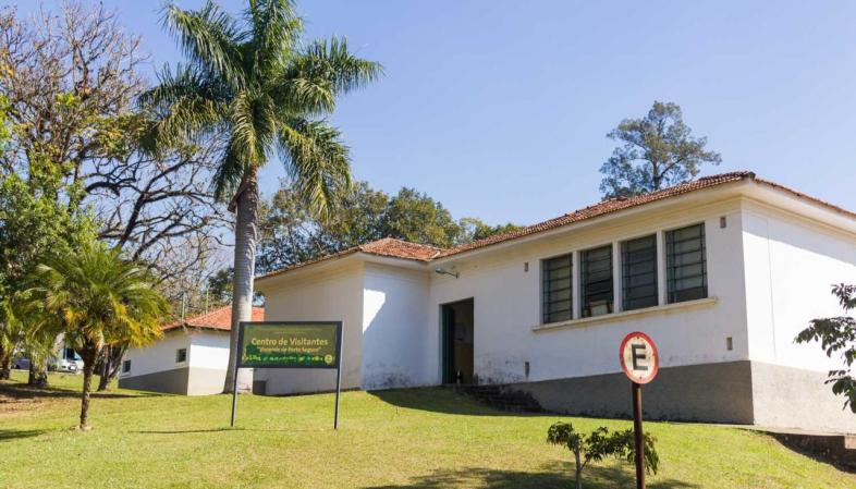 Centro de visitantes da Floresta Nacional de Ipanema