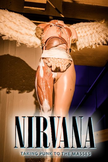 Exposição Nirvana: Taking Punk to the Masses - Material de palco da turnê In Utero - Pinterest