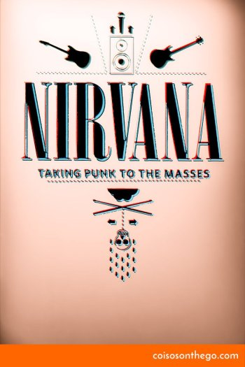 Exposição Nirvana: Taking Punk to the Masses - Pinterest