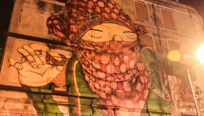 Motivos para visitar Lisboa - arte de rua