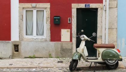 Motivos para visitar Lisboa - uma visão pitoresca em cada esquina