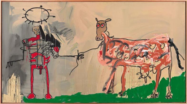 Agenda cultural SP - Exposição Basquiat em São Paulo no CCBB