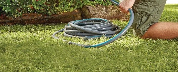 Acclimatize the Hose