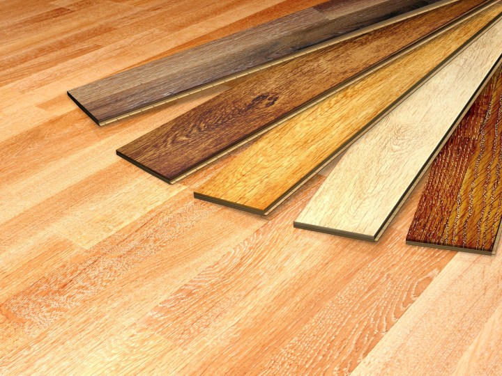 Choose the Products Wood Flooring