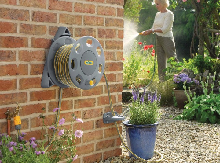 Using a Hose Reel Leader