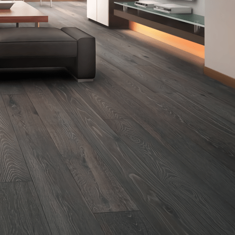 Gray Wood Flooring