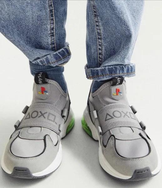 ZARAキッズの靴が可愛い