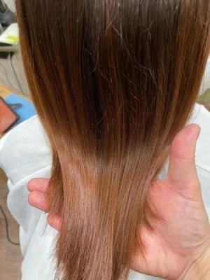 【大阪 今里】ジュエリーシステム縮毛矯正×LULUトリートメントをすると細毛の髪の毛は変わる!?