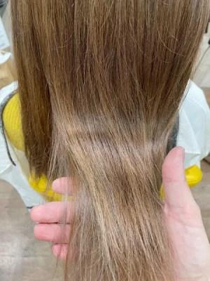 【大阪 今里】LULU トリートメントで髪の毛を艶々にされる方にはインナービューティーを鍛えるのもオススメ!