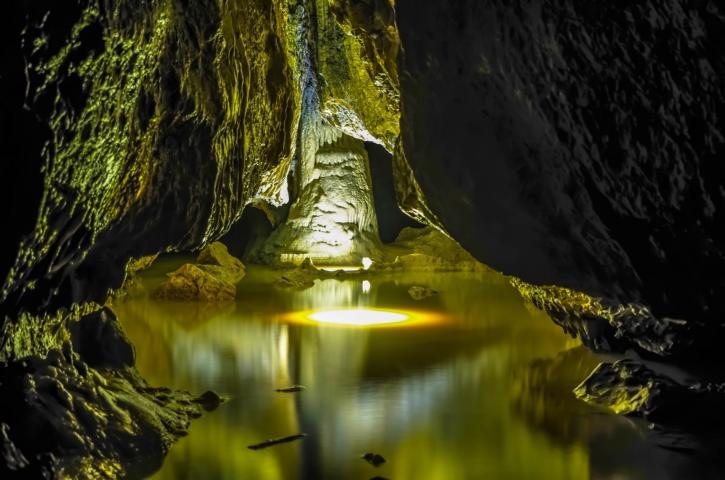 Höhlentour Todtsburger Höhle