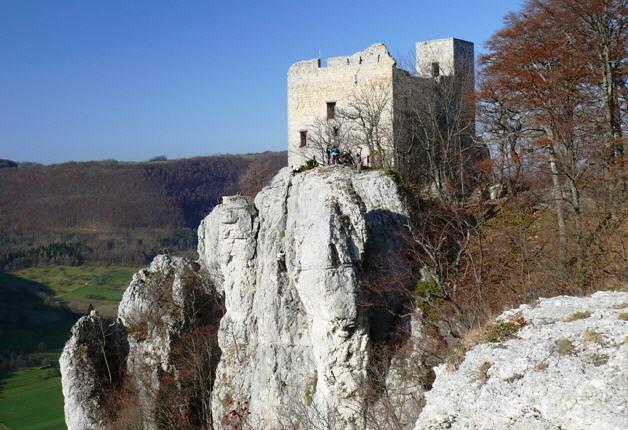 Burgruine Reussenstein