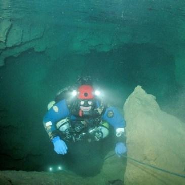 Wimsener Höhle: Fortsetzung Deutschlands tiefster Unterwasserhöhle entdeckt