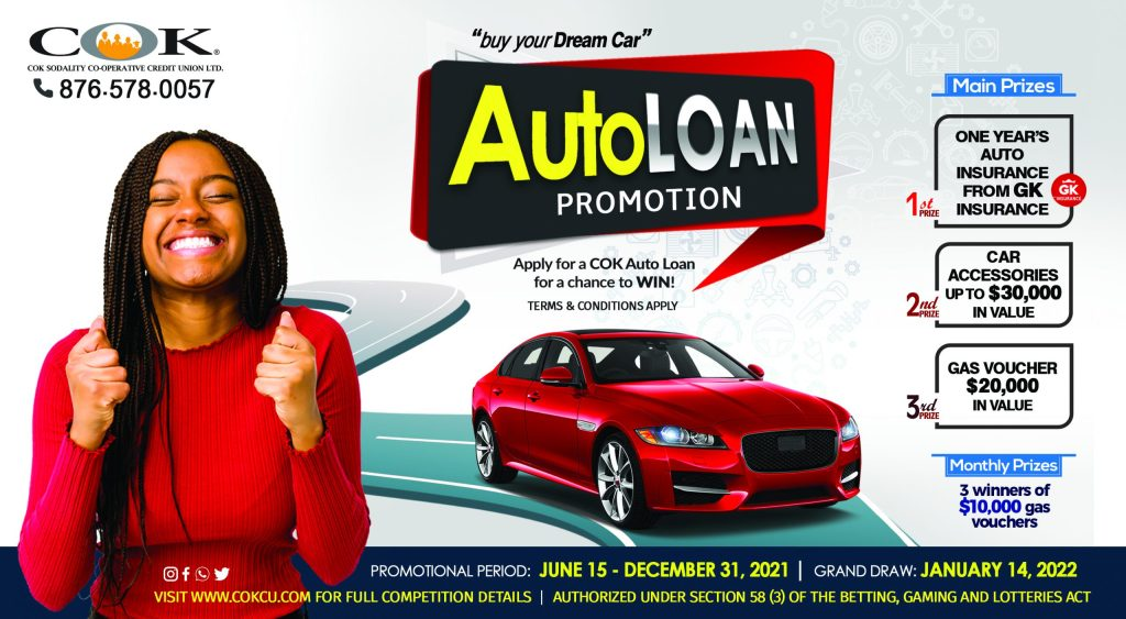 AUTO LOAN 2021 Promotion - Half Page Star