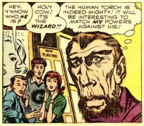Strange Tales #102 – Coke & Comics