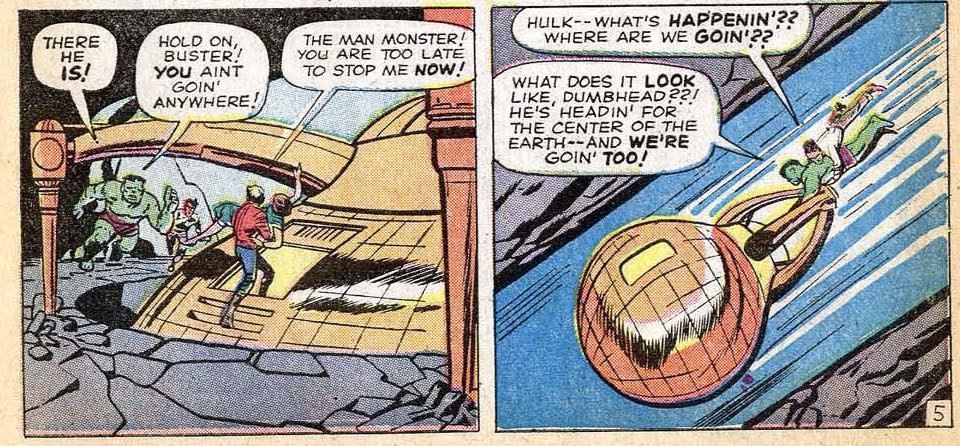 Incredible Hulk #5 – Coke & Comics