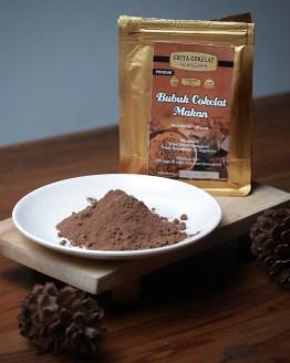 Bubuk Cokelat Makan