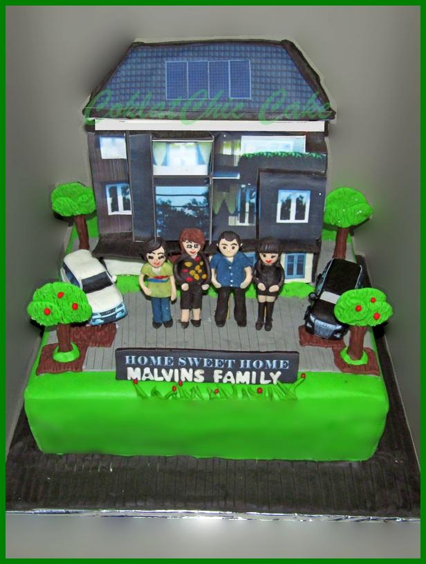 Rumah Dari Styrofoam : rumah, styrofoam, COKLATCHIC, Customize, Cake,, Create