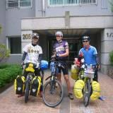 世界自転車旅行 チャリダー 自転車