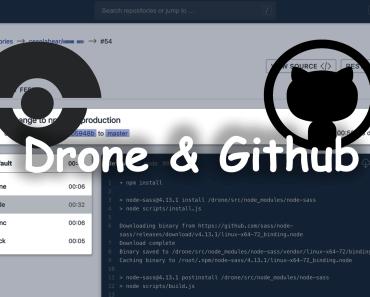 drone & github