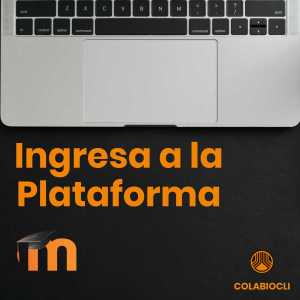 Plataforma Moodle COLABIOCLI