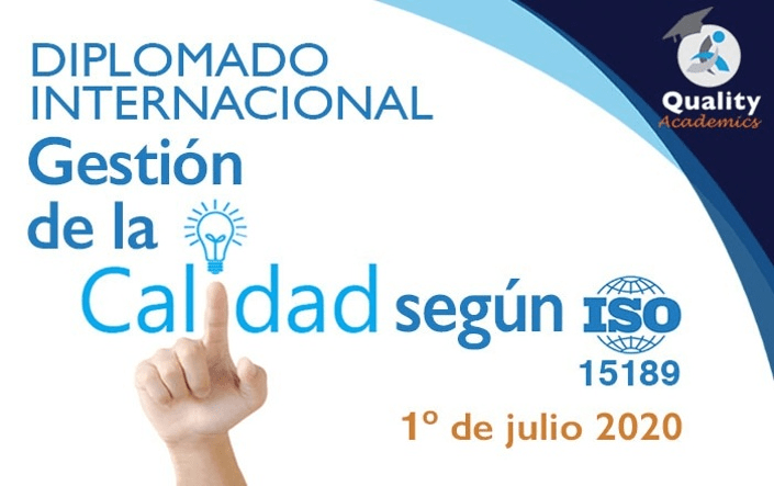 DIPLOMADO INTERNACIONAL EN GESTIÓN DE LA CALIDAD SEGÚN ISO 15189