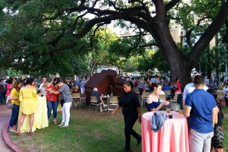 San Antonio Museum of Art Party