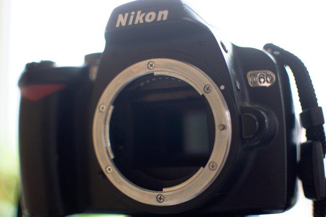 frontal cámara