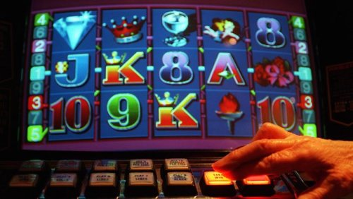 poker machines, gambling
