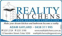 reality kitchens