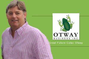 Tony Baldwin remains president of Otway Business Inc.