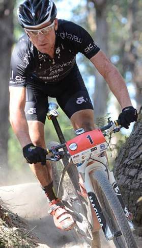 Four-time Giant Odyssey winner Chris Jongewaard will return to the event in Forrest this weekend.