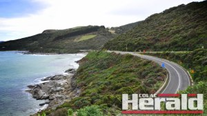 The Great Ocean Road is a popular spot for tourists, but also has regular traffic crashes.