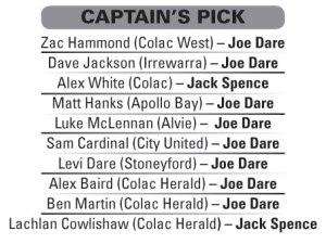 Captains-pick