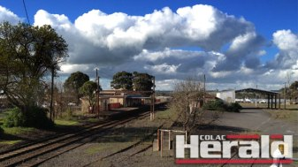 Colac Train Station could receive extra train services under a review.