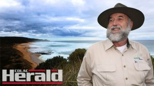 Parks Victoria ranger Gary Summers says he has enjoyed watching the region's national parks' popularity grow during his 35 years as a park ranger. Mr Summers has been based at Apollo Bay for 15 years.