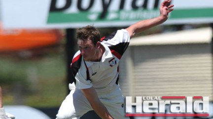 Birregurra's James Rowan took two wickets before attending a wedding.