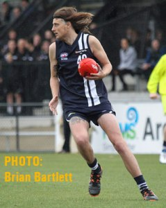 Former Lorne and Geelong Falcons footballer Lochie Donne has signed with Geelong Football League club South Barwon.