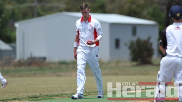 Geelong coach Andre Borovec says he is thrilled Apollo Bay youngster Jacob McKenzie, pictured, has decided to have a crack at premier cricket.