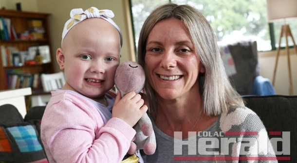 Family eager to give back to Leukaemia Foundation