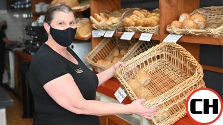 Janet Williams of Thwaites Bakehouse.