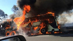 Bus-on-fire