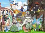 Japón abrirá un parque temático inspirado en el estudio Ghibli