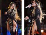Jennifer Lopez enloquece a sus fans al no usar ropa interior